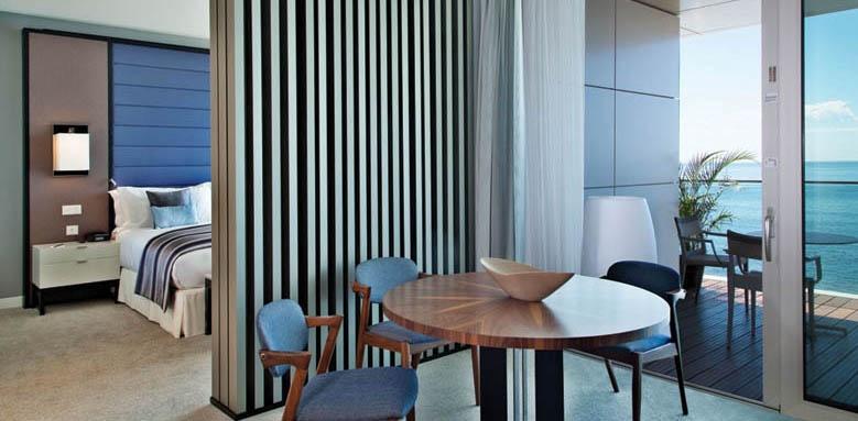 Intercontinental Estoril, Living Area