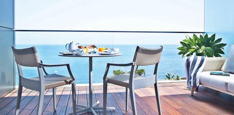 Intercontinental Estoril, balcony