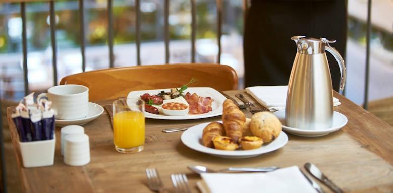 Porto Bay Marques, breakfast