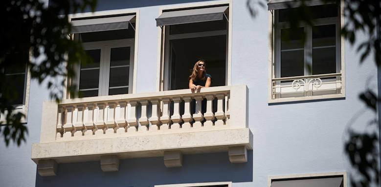 Porto Bay Marques, facade