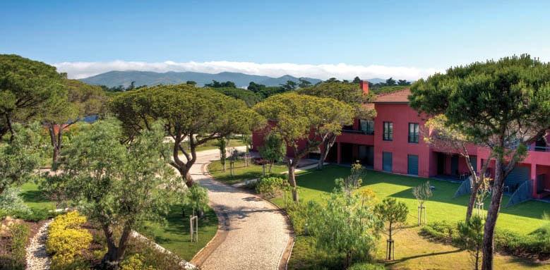 Sheraton Cascais Resort, garden view