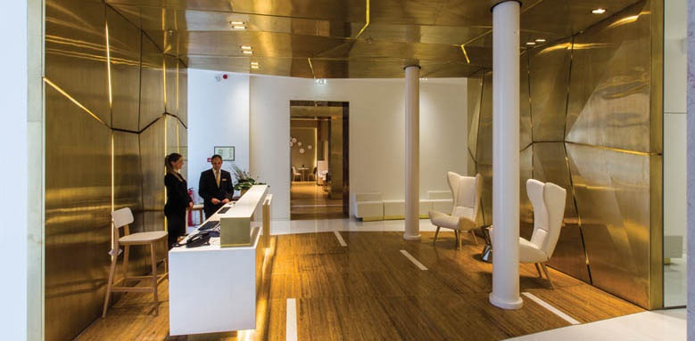 Hotel Portugal, Lobby