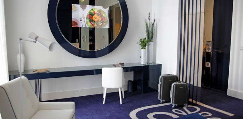 Hotel Portugal, living room