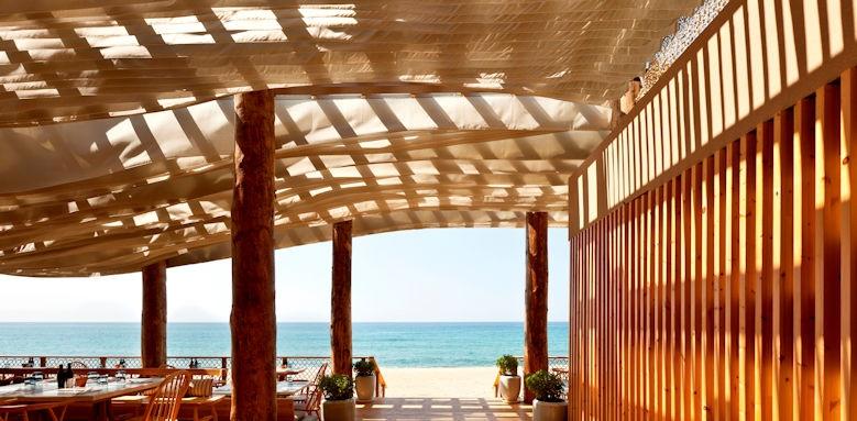 The Romanos Resort,  restuarant image