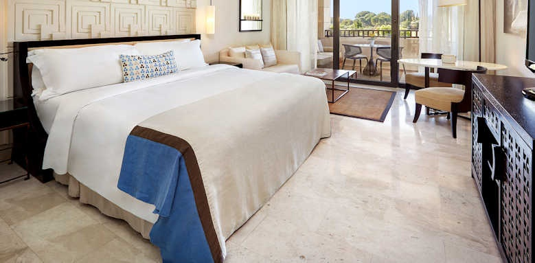 The Romanos Resort, Deluxe room with sea view