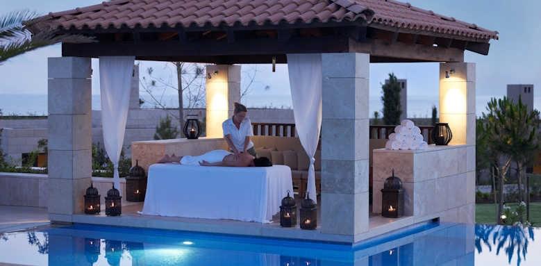The Romanos Resort, Spa Pavilion