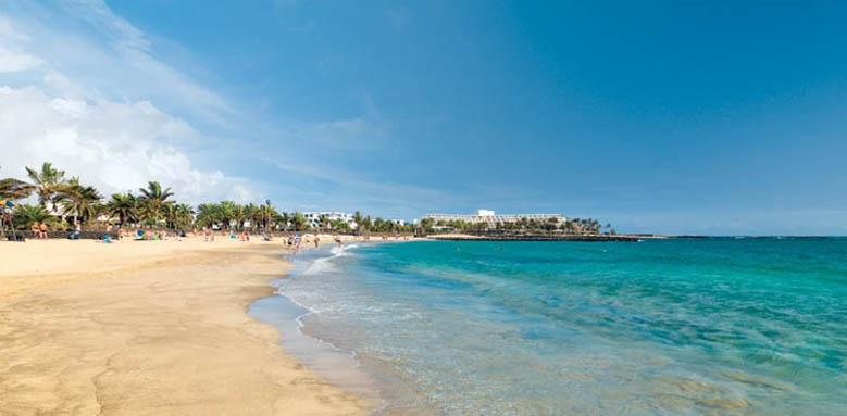 Barcelo teguise beach, beach