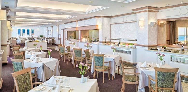XQ El Palacete, Restaurant