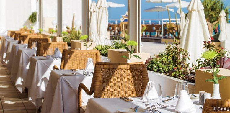 XQ El Palacete, Restaurant Terrace
