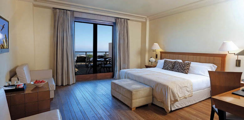 Gran hotel La Florida, terrace room