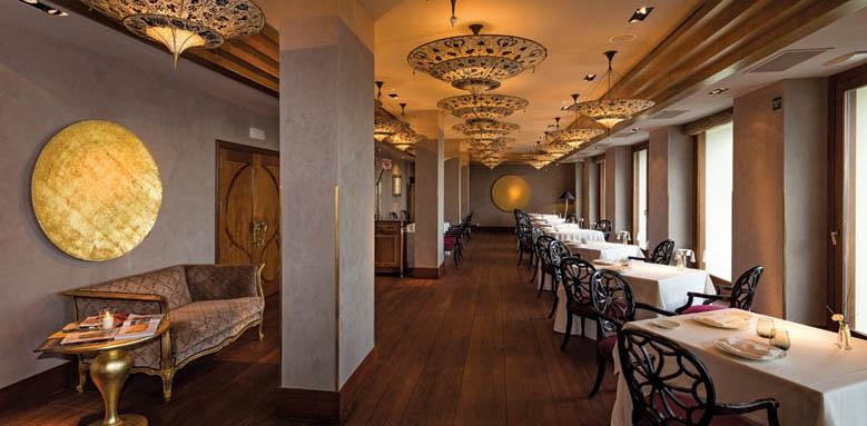 Gran hotel La Florida, restaurant