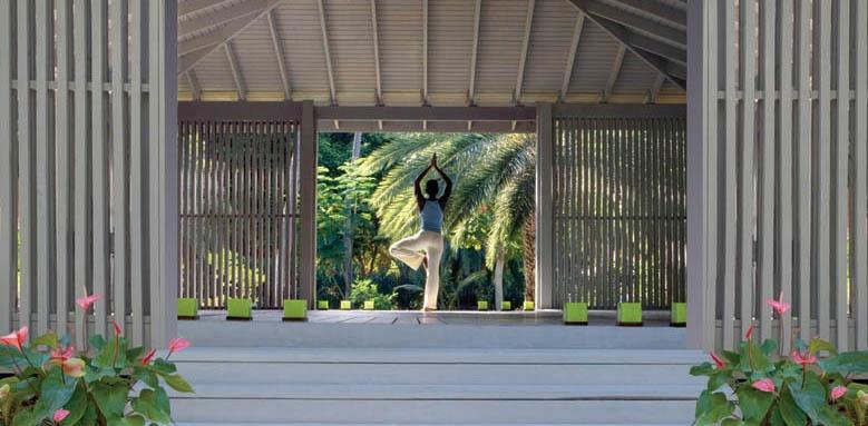 Carlisle Bay, Yoga Pavilion