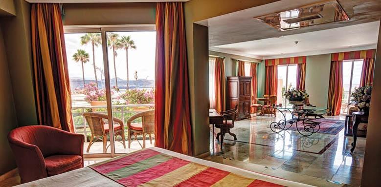 Hotel Reina Isabel, gran suite
