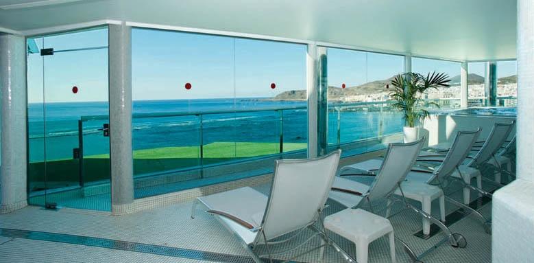 Hotel Reina Isabel, spa view