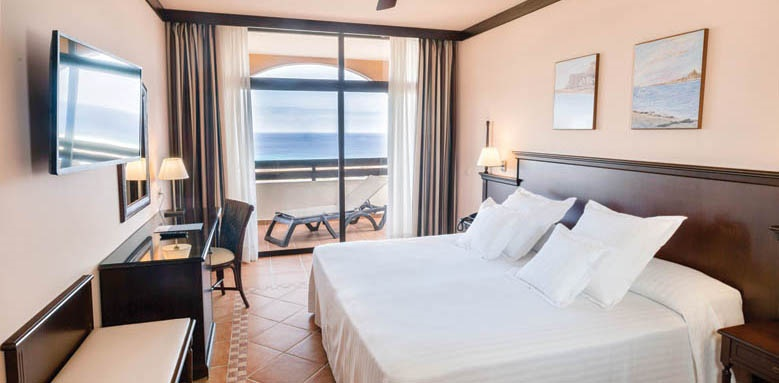 Occidental Jandia, double room sea view