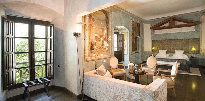 Hospes Palacio del Bailio, deluxe suite