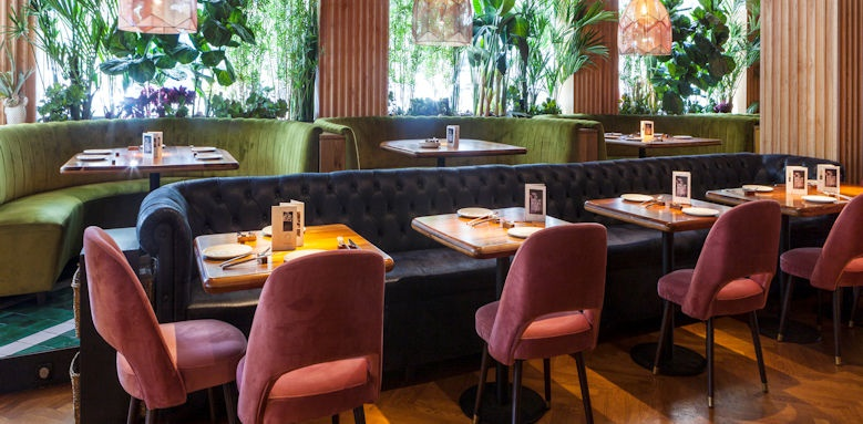 Hotel Inglaterra, seis_restaurant
