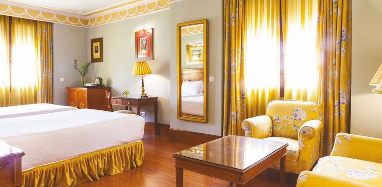 Hotel Inglaterra, deluxe room