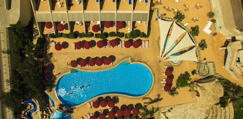 st raphael resort, swimming pool