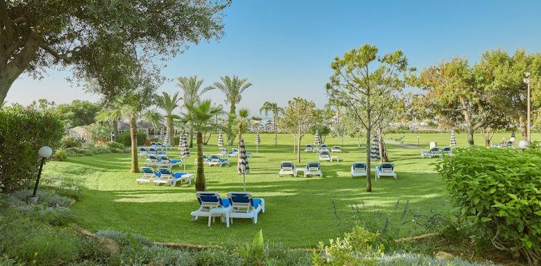 st raphael resort, gardens