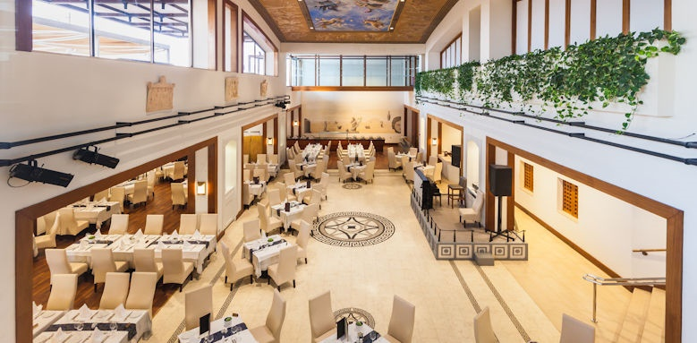 st raphael resort, palladium restaurant