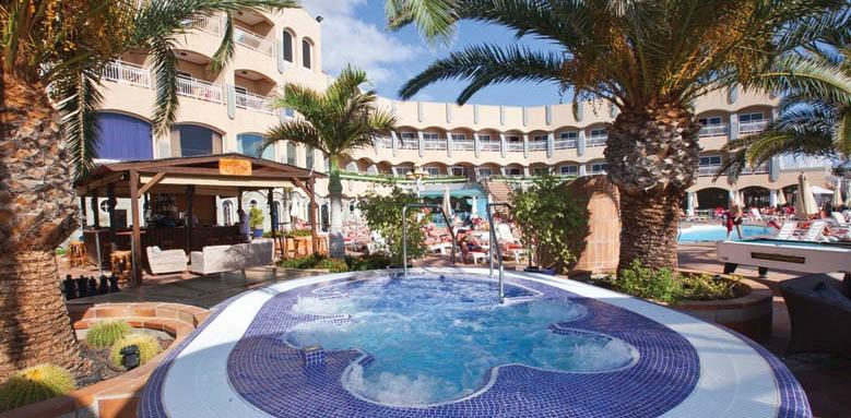 Hotel San Agustin Beach Club, jacuzzi