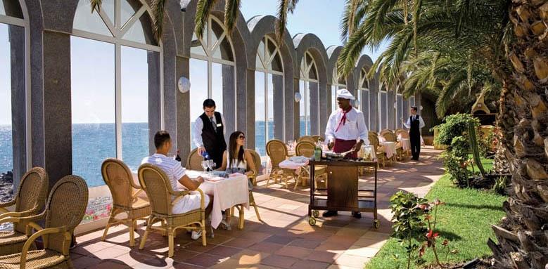 Hotel San Agustin Beach Club, restaurant