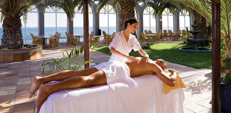 Hotel San Agustin Beach Club, massage