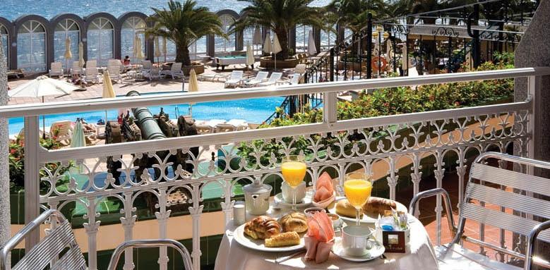 Hotel San Agustin Beach Club, breakfast