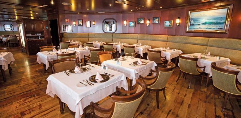 Hotel San Agustin Beach Club, restaurant interior