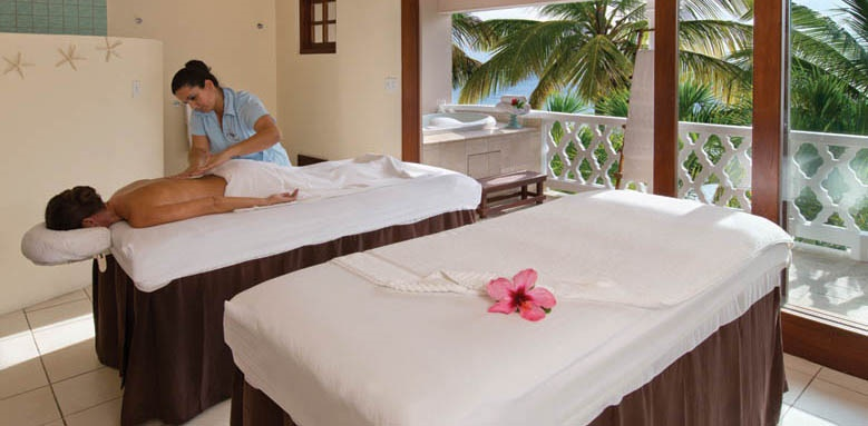 Curtain Bluff, Spa Treatment Room