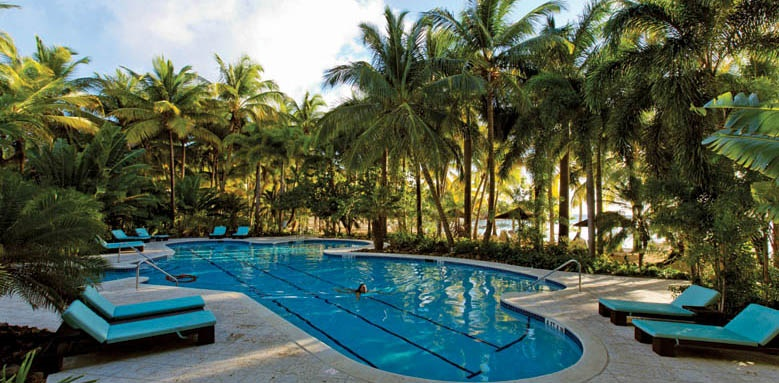 Curtain Bluff, Pool