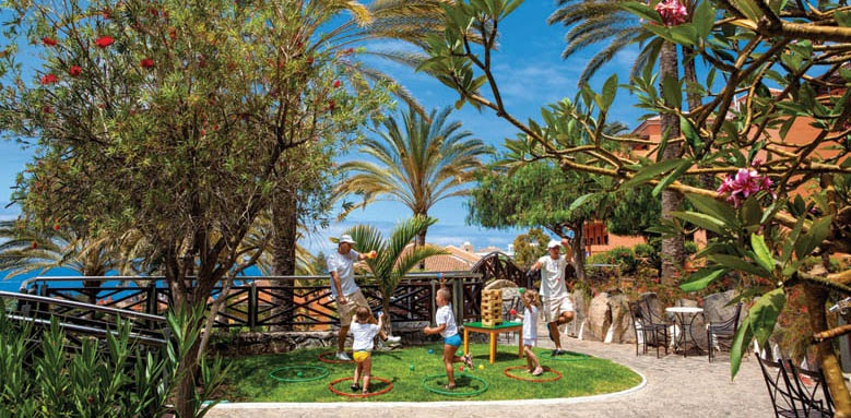 Melia Jardines del Teide, Kids Activities