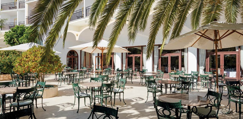 Penina Hotel & Golf Resort, restaurant terrace