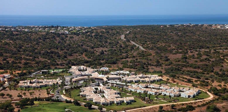 Vale d'Oliveiras Quinta Resort & Spa, Aerial View