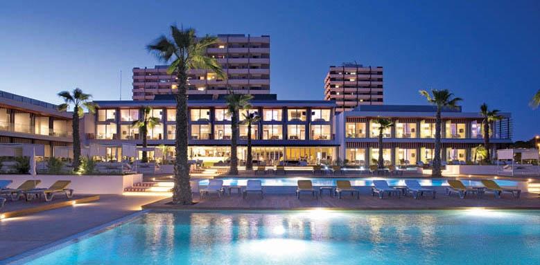 Pestana Alvor South Beach, Pool at Night
