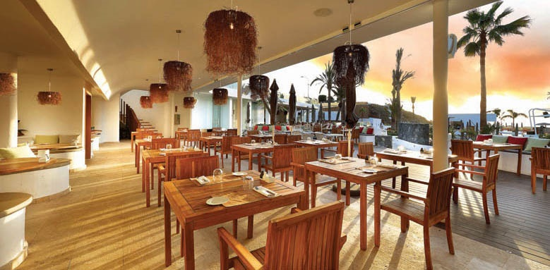 Hard Rock Hotel Tenerife, Restaurant
