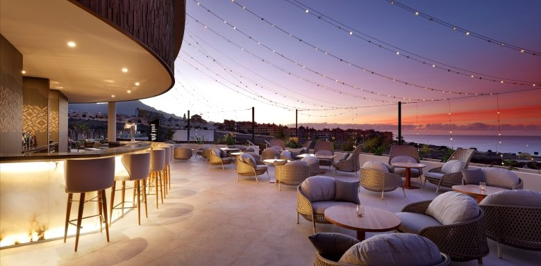 Hard Rock Hotel Tenerife, Terrace Bar