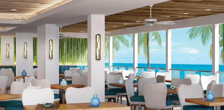 Waves, Restaurant