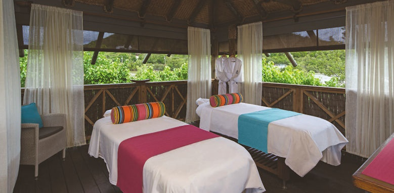 Galley Bay, spa treatment