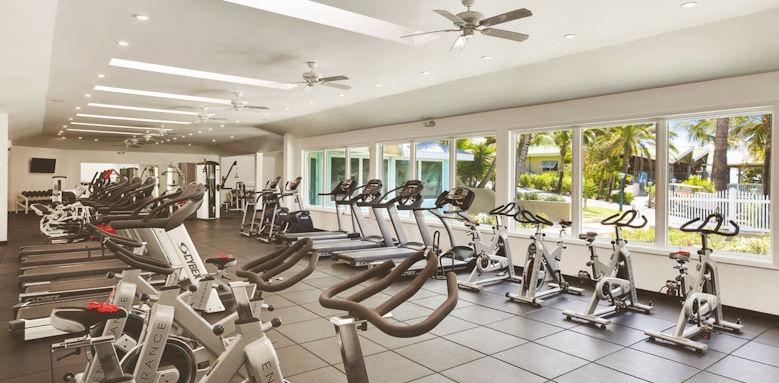 St James Club & Villas, fitness centre