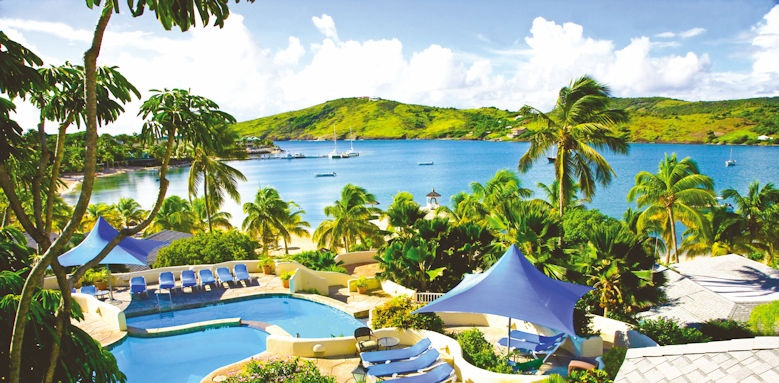 St James Club & Villas, pool overview