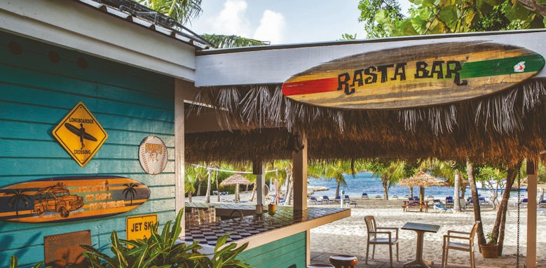 Verandah Resort, Rasta bar