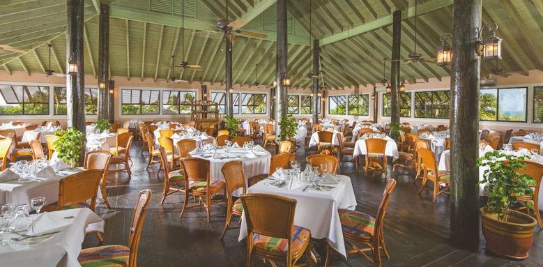 Verandah Resort, sea breeze restaurant