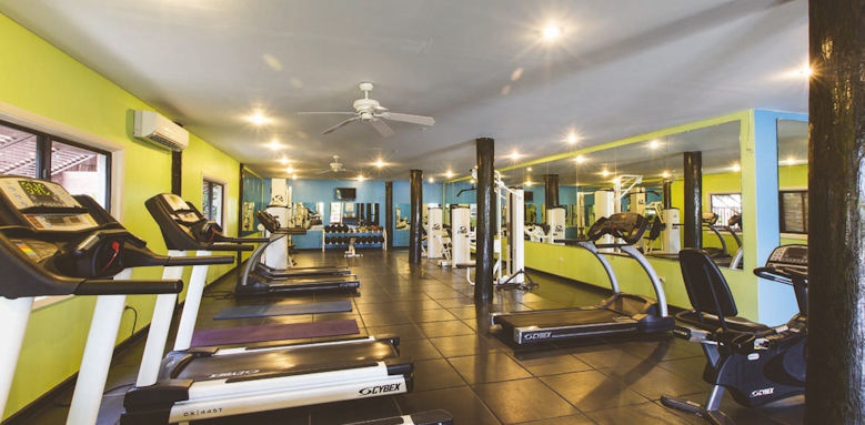 Verandah Resort, fitness centre