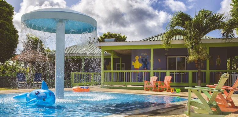 Verandah Resort, kids pool