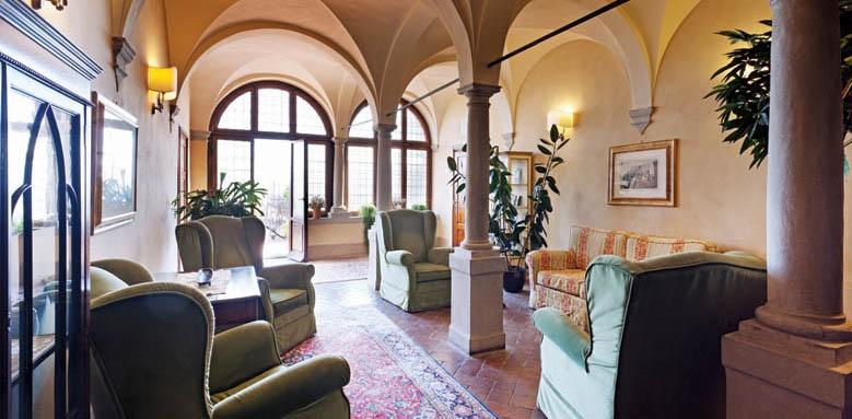 Palazzo Leopoldo, lobby
