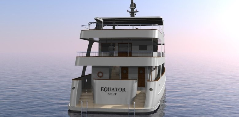 M/S Equator, Rear of Boat