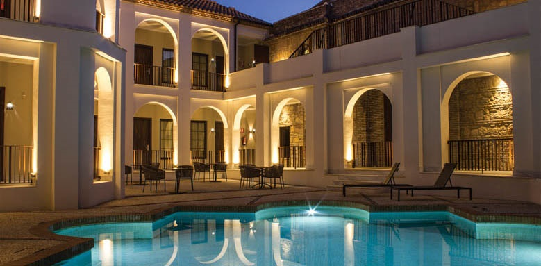NH Collection Amistad Cordoba, exterior night