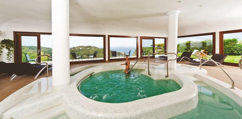 San Montano Resort & Spa, indoor pool